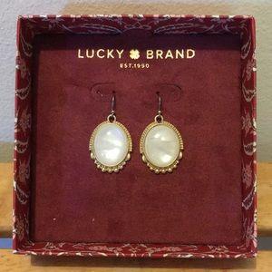 Lucky Brand Earrings NWT